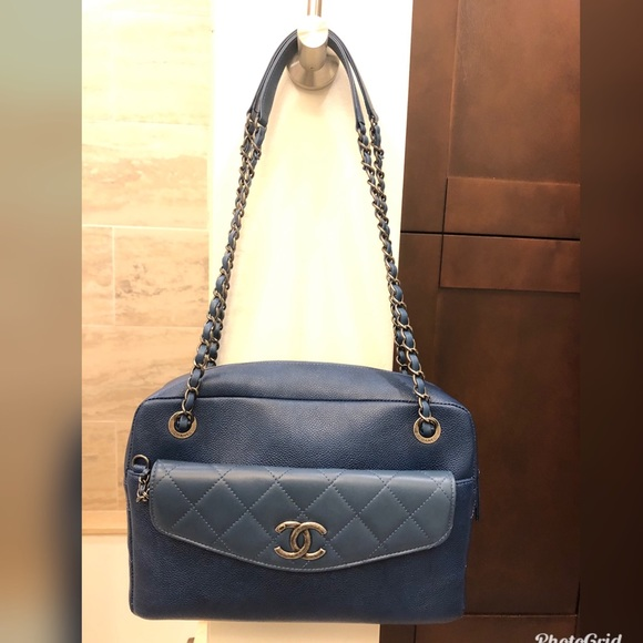 97749af6095 CHANEL Bags | Classic Caviar Quilted Cc Bucket Bagnew | Poshmark